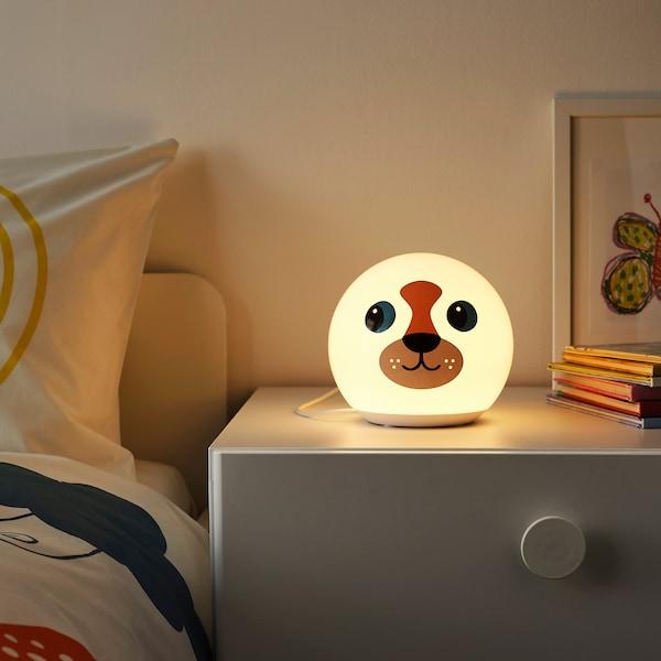 "ÄNGARNA LED table lamp dog pattern 200 Lumen 7 "" 7 "" 6 ' 3 "" 3 W"