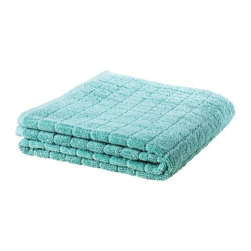 ÅFJÄRDEN Hand towel IKEA A terry towel that is extra thick and soft and highly absorbent (weight 600 g/m²).