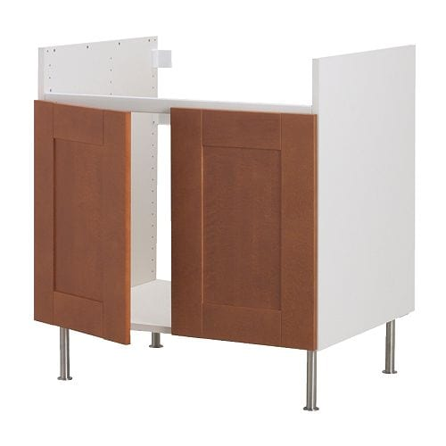Good If you built cabinets like IKEA does and I uve heard they actually stand up decently
