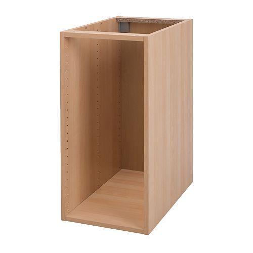 Ikea Akurum Kitchen Cabinets: AKURUM Base Cabinet Frame