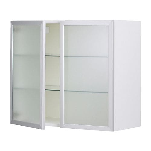 Kitchen cabinets with frosted glass cabinet glass Glass cabinet doors