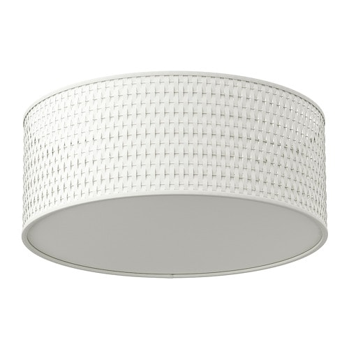 ALÄNG Ceiling lamp, white white 14