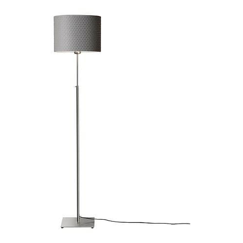 al ng floor lamp with led bulb ikea. Black Bedroom Furniture Sets. Home Design Ideas