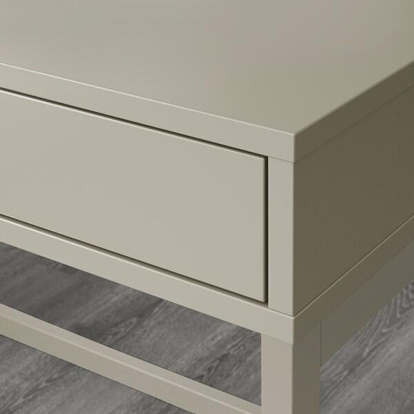 """ALEX Desk, beige, 51 5/8x23 5/8 """""""