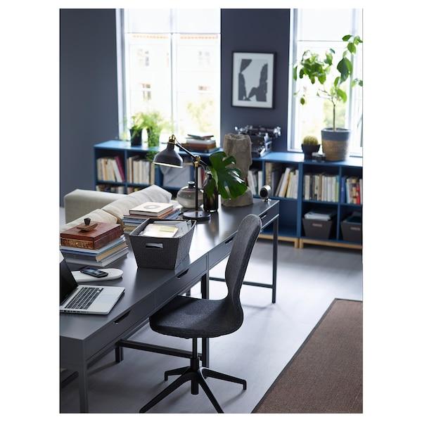 "ALEX Desk, gray, 51 5/8x23 5/8 """