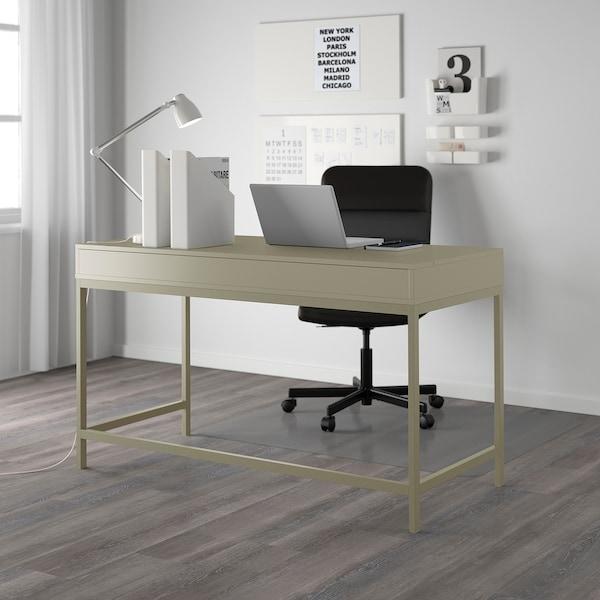 Alex Desk Beige 51 5 8x23 8 Ikea