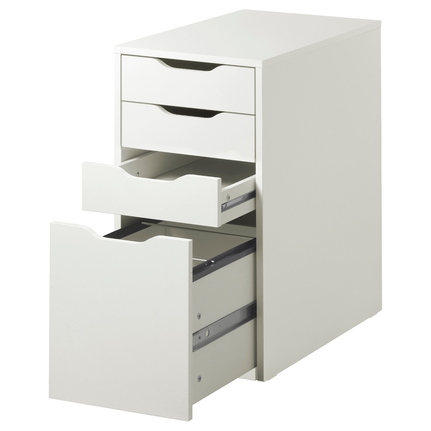 Alex Drawer Unit Drop File Storage White 14 1 8x27 1 2 Ikea