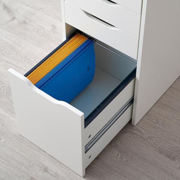 Alex Drawer Unit Drop File Storage White 14 1 8x27 1 2 Ikea