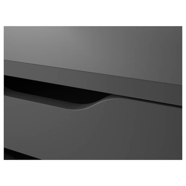 """ALEX drawer unit on casters gray 26 3/8 """" 18 7/8 """" 26 """""""