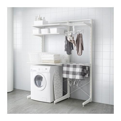 Algot post foot drying rack ikea - Rangement cellier ikea ...