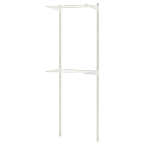 IKEA ALGOT Wall upright/drying rack