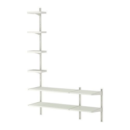 Etagere Supplementaire Ikea ~ Home  Bedroom  Clothes storage systems  ALGOT system Hallway