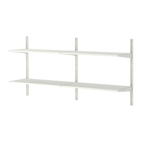 Etagere Supplementaire Ikea ~ Home  Bedroom  Clothes storage systems  ALGOT system Workspace