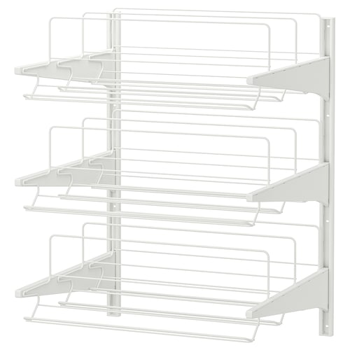 IKEA ALGOT Wall upright/shoe organizer