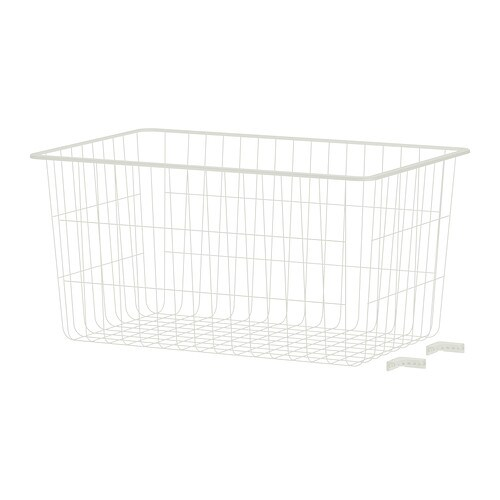 algot wire basket 15x23 5 8x11 3 8 ikea. Black Bedroom Furniture Sets. Home Design Ideas