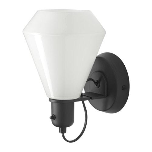 aLVaNGEN Wall lamp, hardwire installation - IKEA