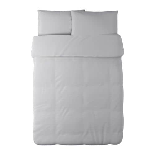 ALVINE STRÅ Duvet cover and pillowcase(s) IKEA