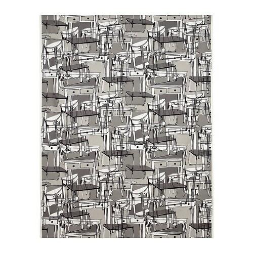 ÄNGSFLY Fabric IKEA