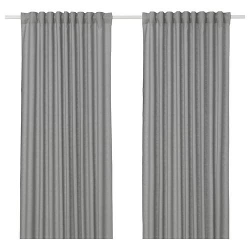 IKEA ANNALOUISA Curtains, 1 pair