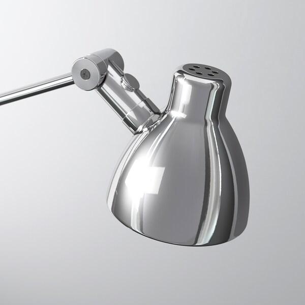 "ANTIFONI work lamp nickel plated 6 W 17 "" 4 "" 6 ' 7 """