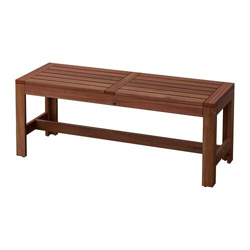 äpplarö Bench Outdoor Ikea