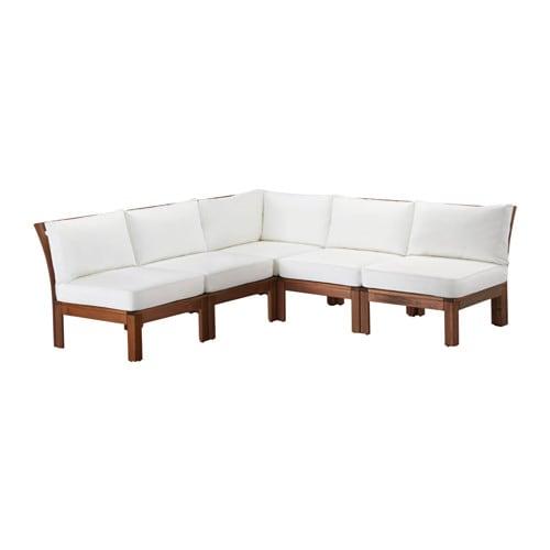 ÄPPLARÖ 5-seat sectional outdoor  sc 1 st  Ikea : ikea applaro sectional - Sectionals, Sofas & Couches