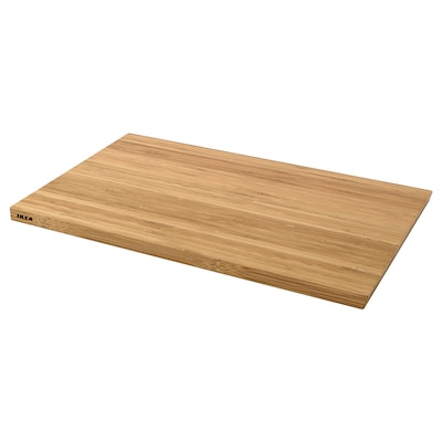 APTITLIG Chopping board, bamboo, 17 ¾x11 ""