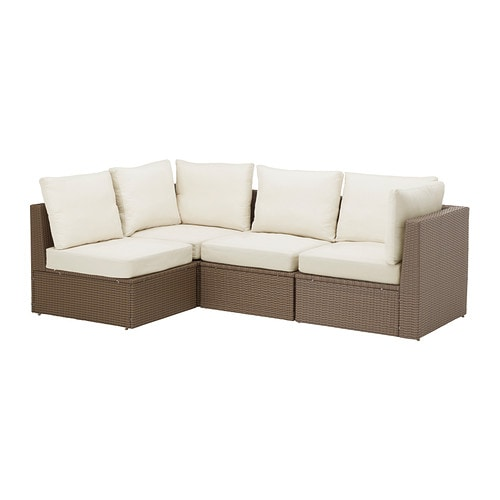 Arholma 4 Seat Sectional Outdoor Ikea