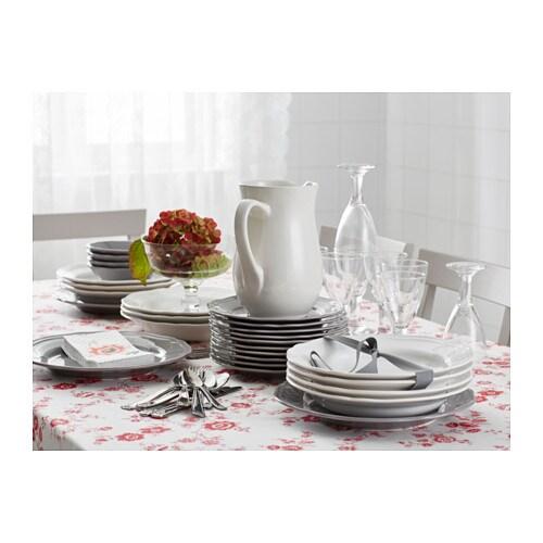 sc 1 st  Ikea & ARV 18-piece dinnerware set - IKEA