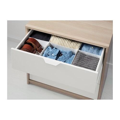 ASKVOLL 3-drawer chest - IKEA