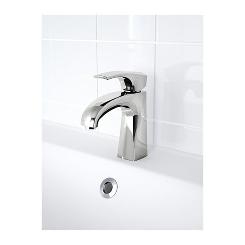 ASPSKÄR Bath Faucet With Strainer IKEA 10 Year Limited Warranty. Read About  The Terms
