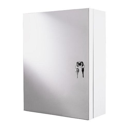 Lockable Storage Cabinet. ÄTRAN Lockable cabinet Width: