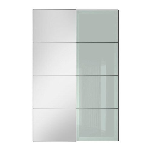 AULI / SEKKEN Pair of sliding doors IKEA 10-year Limited Warranty.   Read about the terms in the Limited Warranty brochure.