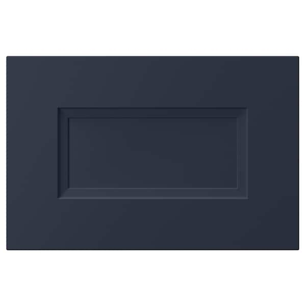 AXSTAD Drawer front, matte blue, 15x10 ""