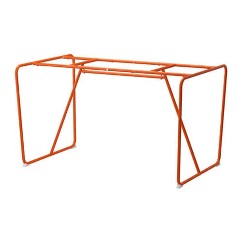 BACKARYD Underframe, orange