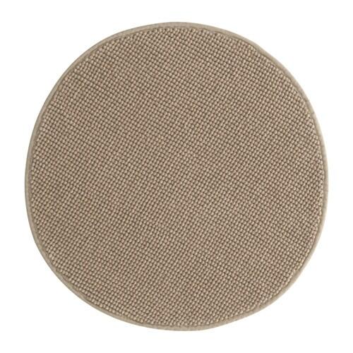 BADAREN Bath mat, beige