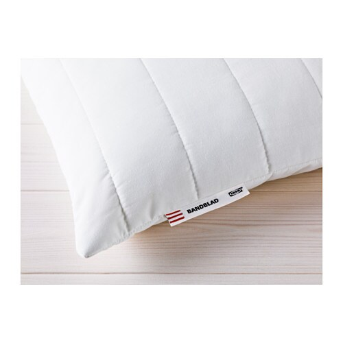 bandblad memory foam pillow ikea. Black Bedroom Furniture Sets. Home Design Ideas