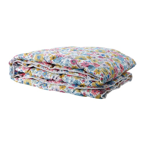 BARBRO Comforter, warmth rate 1 IKEA A lightweight comforter for those who often feel warm and prefer a cool comforter.
