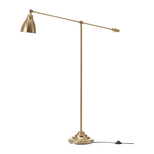 Barometer Floor Reading Lamp Ikea
