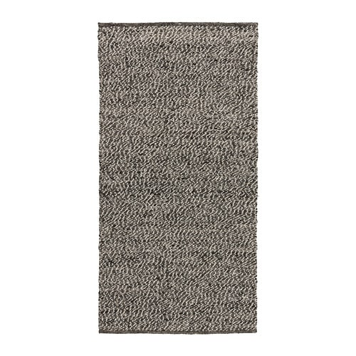 BASNÄS Rug, flatwoven IKEA The durable, soil-resistant wool surface makes this rug perfect for high traffic areas like hallways in your home.