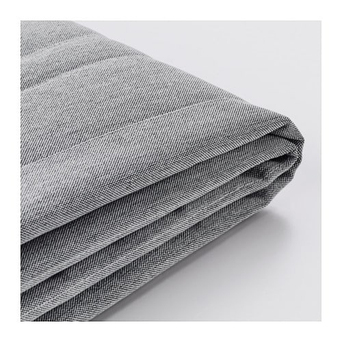 Beddinge Cover For Sleeper Sofa Knisa Light Gray Ikea