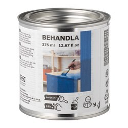 BEHANDLA glazing paint, blue