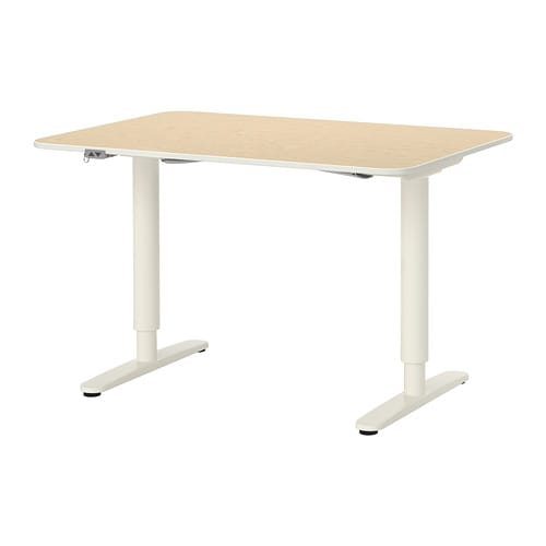 bekant desk sit stand birch veneer white ikea rh ikea com ikea motorised desk ikea motorised desk