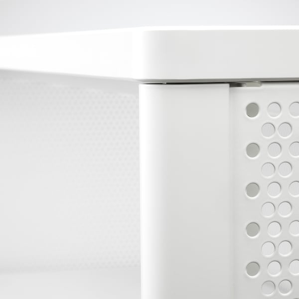 "BEKANT shelf unit white 47 5/8 "" 17 3/4 "" 52 3/4 "" 110 lb"
