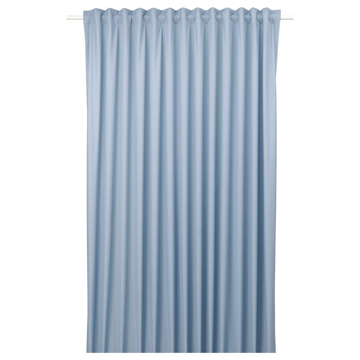Bengta Black Out Curtain 1 Length