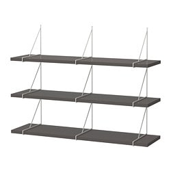 Brilliant Wall Shelves Ikea Home Interior And Landscaping Ferensignezvosmurscom