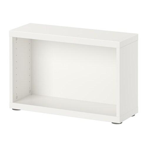 BESTÅ Frame - white - IKEA