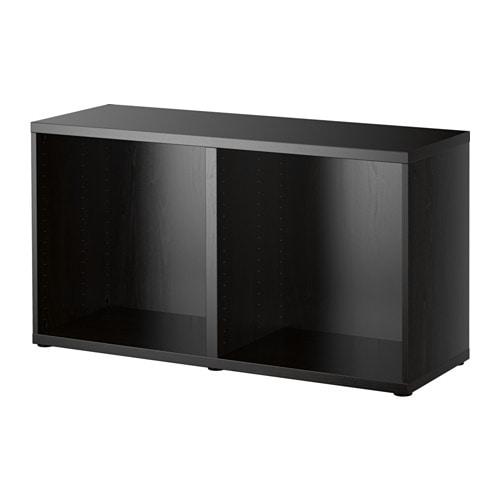 Best frame black brown ikea - Besta ikea misure ...
