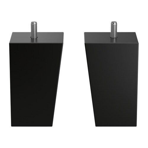 Sale alerts for Ikea BESTÅ Leg, square, black - Covvet