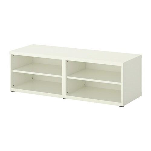 Childrens Kids 3 Tier Toy Bedroom Storage Shelf Unit 8: BESTÅ Shelf Unit/height Extension Unit